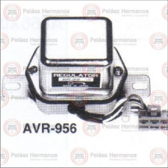 AVR-956 - REGULADOR ALTERNADOR