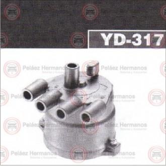 YD-317 - TAPA DISTRIBUIDOR